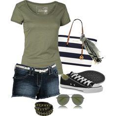 Summer Weekend Wear :)