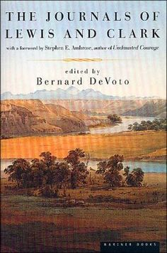 The Journals of Lewis and Clark are not. Great read but its remarkable how 200 years ago our nation was wilderness. Lewis and Clark would roll over in their graves today if they could see what happened to the frontier