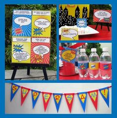 Superhero great-b-day-party-ideas