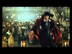 "Trailer for ""Cyrano de Bergerac,"" with Gérard Depardieu. SUCH a great movie!"