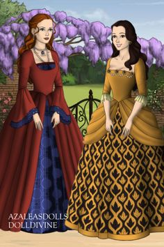 Mary Rose and Ruth