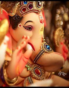 Ganpati Photo Hd, Ganpati Bappa Photo, Ganesh Chaturthi Decoration, Ganesh Chaturthi Images, Shri Ganesh Images, Ganesha Pictures, Hd Wallpapers For Laptop, Cute Love Wallpapers, Ganesh Wallpaper