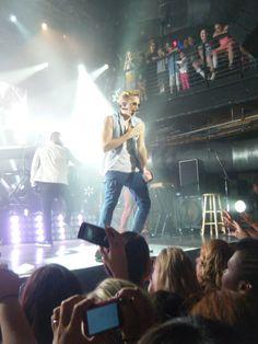 Cody Simpson Concert: June 2, 2013, Minneapolis, MN