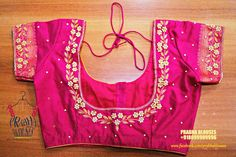 Cutwork Blouse Designs, Simple Blouse Designs, Stylish Blouse Design, Blouse Neck Designs, Wedding Saree Blouse Designs, Peacock Embroidery Designs, Hand Work Blouse Design, Designer Blouse Patterns, Bollywood