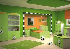 Детская для футболиста