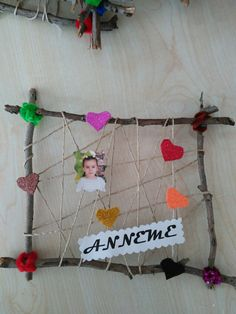 Crafts For Boys, Arts And Crafts, Classroom Environment, Mother And Father, Baby Room, Fathers Day, School, Kids, How To Make
