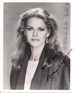 Lindsay Wagner #autograph - Know where to get #free #celebrity #fanmail addresses for autographs?  Click to find out now!