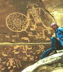Northeast Utah Rock Art by James Q. Jacobs