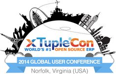 xTupleCon 2014 - World's #1 Open Source ERP Global User Conference - Early Bird passes are available for a limited-time offer of $550*. Register now at this low price, available for customers, authorized partners and invited guests only. Expires June 30.