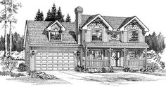 House Plan chp-20808 at COOLhouseplans.com