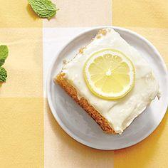 Lemonade Frosting | MyRecipes.com