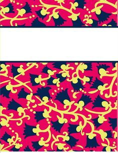 binder covers 15 http://happilyhope.wordpress.com/2013/07/25/my-cute-binder-covers/
