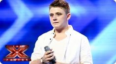 Nicholas McDonald - A Thousand Years - X Factor UK 2013