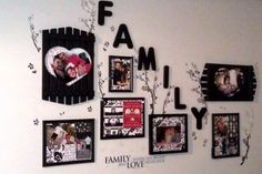 Family room decor