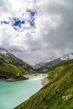 Barrage Lac de Moiry, Val d'Anniviers, Wallis ~ Switzerland
