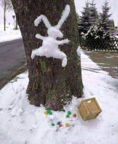 Easter Bunny Crash