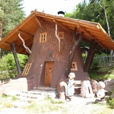 Cabin, House Styles, Travel, Home Decor, Viajes, Decoration Home, Room Decor, Cabins, Destinations