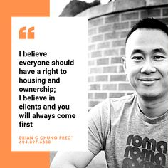 One of my core values to real estate and home ownership. Right to owning a home. Also clients come first always. by briancchungrealestate Read Core Values, Financial Literacy, Home Ownership, First They Came, Read More, Investing, Believe, Real Estate, Education