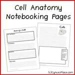 Cell Notebooking Pages