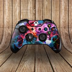 Xbox One Controller Skin - Explosion