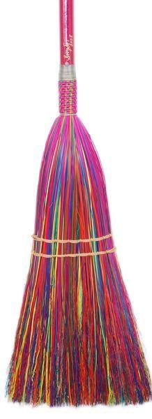 Colorful Broom, $24.95 - Snyder's Brooms