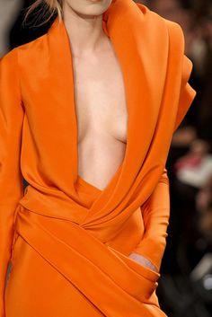 Stephanie Rolland  #orange
