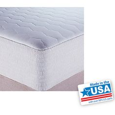 Beautyrest Hotel Luxury Pillow Top Mattress Pad