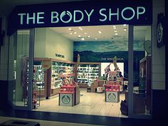 The Body Shop Magnolia Park - Wrocław