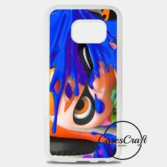Splatoon Game Nintendo Samsung Galaxy S8 Plus Case   casescraft