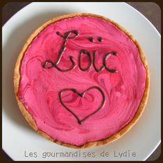 Les gourmandises de Lydie: Cheesecake sans cuisson à la purée de framboises