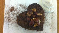 Decadent Clean Chocolate Brownie Hearts recipe shared by Sweeter Life Club.