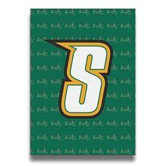 Siena Saints Logo Canvas Frameless Paintings Decor - Brought to you by Avarsha.com