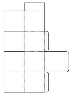 box template printable
