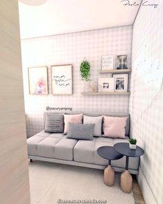 Home Wallpaper, Easy Home Decor, Floor Cushions, Room Organization, My Room, Sweet Home, Room Decor, House Design, Living Room