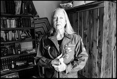Sarah Blum, Vietnam War Army Nurse based in Cu Chi, Saigon from 1967-68. Photo by Marissa Roth.