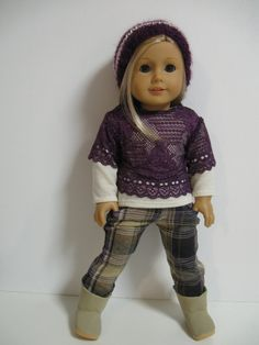 American Girl Doll Clothes So Fall by 123MULBERRYSTREET on Etsy, $28.00