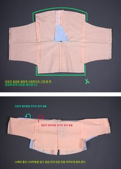 Trendy Sewing Clothes How To Make Tutorials Ideas Diy Fashion Dresses, Fashion Sewing, Korean Traditional Dress, Traditional Outfits, Clothing Patterns, Dress Patterns, Sewing Clothes, Doll Clothes, Korea Dress