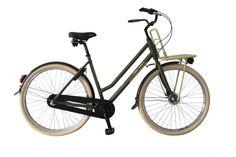 Devron 2862 Nelson 28 pouces Femme 3SP Frein à rétropédalage Vert foncé - Internet-Bikes Bicycle, Ebay, Internet, Products, Gears, Auction, Darkness, Shopping, Bicycle Kick