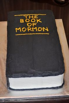 Sweet Cakes: Book of Mormon Cake