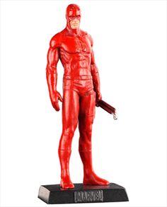Marvel Figurines - Edição 13 - Demolidor | Loja Eaglemoss - Coleções