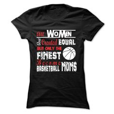 Basketball Moms T Shirts, Hoodies, Sweatshirts - #dress #cool shirts. ORDER NOW => https://www.sunfrog.com/LifeStyle/Basketball-Moms-Ladies.html?id=60505