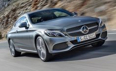 2017 Mercedes-Benz C-class Coupe First Drive: A Sports Coupe Only in Name C Class Mercedes, Mercedes Benz Cars, Turbo Car, Twin Turbo, Turbo Auto, New C Class Coupe, First Drive, Sub Brands, Maybach
