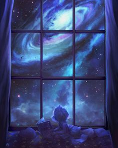 space isnt just something pretty i like, it's always been my childhood passion