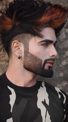 New Trending Boy Amazing Hairstyle Pic Collection 2019 All Type Whatsapp And Facebook Status In Hindi All Ty Beard Styles Beard Styles For Men Boy Hairstyles