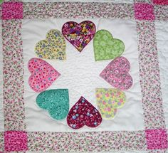 Quilting Designs For Kids Blankets 32 Ideas Star Quilts, Rag Quilt, Patch Quilt, Scrappy Quilts, Easy Quilts, Mini Quilts, Applique Quilts, Quilt Blocks, Heart Quilt Pattern