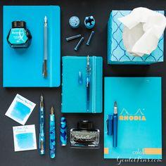 Thursday Things: Aquamarine