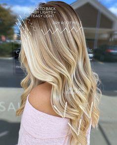 Likes, 120 Comments - Chrissy Light Blonde Balayage, Blonde Foils, Hair Foils, Blonde Hair Goals, Cool Blonde Hair, Honey Blonde Hair, Spring Hairstyles, Blonde Hairstyles, Layered Hairstyles
