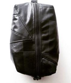 #çanta #kalemlik #makyaj #design #sewign #dikiş #elişi #deri #siyah #bag #diy