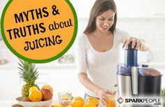 Is #Juicing Really Good for You? Here's what you need to know to decide whether this popular health & weight-loss trend is right for you.   via @SparkPeople