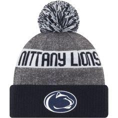 62a7389c086 New Era Men s Penn State Nittany Blue Sport Knit Beanie